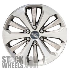 Ford F150 Pickup 2015 2019 20x8 5 Aluminum Alloy Machined With
