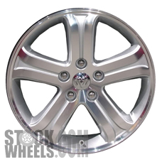 Picture of Chrysler PACIFICA (2007-2008) 19x7.5 Aluminum Alloy Chrome 5 Spoke [02369]