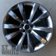 Picture of Chrysler 300 (2015-2018) 20x8 Aluminum Alloy Polished 10 Spoke [02540]