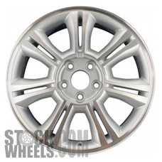 Picture of Mercury SABLE (2008-2009) 18x7.5 Aluminum Alloy Chrome 7 Double Spoke [03698]