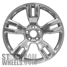 Picture of Mercury MOUNTAINEER (2008-2010) 20x8 Aluminum Alloy Polished 5 Split Spoke [03760A]