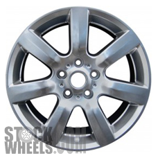 Picture of Mercury MILAN (2010-2011) 17x7.5 Aluminum Alloy Chrome 7 Spoke [03802]