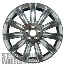Picture of Lincoln MKX (2011-2015) 20x8.5 Aluminum Alloy Chrome 11 Spoke [03854]