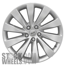 Picture of Lincoln MKS (2013-2016) 19x8.5 Aluminum Alloy Chrome 10 Spoke [03928]