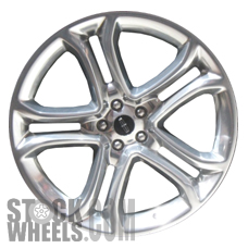 Picture of Lincoln MKX (2013-2015) 22x9 Aluminum Alloy Chrome 5 Double Spoke [03931]