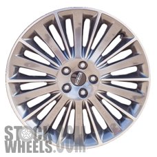 Picture of Lincoln MKZ (2013-2016) 19x8 Aluminum Alloy Chrome 20 Spoke [03955]