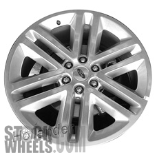 Picture of Ford EXPEDITION (2015-2017) 22x8.5 Aluminum Alloy Chrome 6 V Spoke [03993]