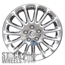 Picture of Buick LUCERNE (2008-2010) 18x7.5 Aluminum Alloy Chrome 15 Spoke [04083]