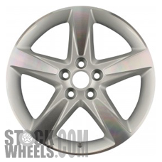 Picture of Buick REGAL (2011-2013) 19x8.5 Aluminum Alloy Chrome 5 Spoke [04103]