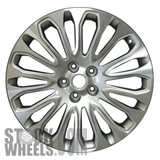 Picture of Buick LACROSSE (2014-2016) 20x8.5 Aluminum Alloy Chrome 18 Spoke [04117]