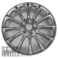 Picture of Buick ENCLAVE (2008-2015) 20x7.5 Aluminum Alloy Chrome 12 Spoke [05466]