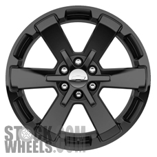 Picture of GMC SIERRA 1500 PICKUP (2014-2017) 22x9 Aluminum Alloy Chrome 6 Spoke [05662]