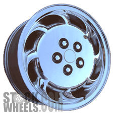 Picture of Oldsmobile EIGHTY EIGHT (1995-1999) 16x7 Aluminum Alloy Chrome 8 Slot [06021]