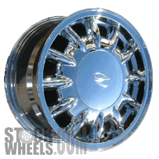Picture of Oldsmobile EIGHTY EIGHT (1996-1999) 15x7 Aluminum Alloy Chrome 12 Spoke [06022]
