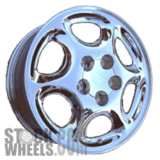 Picture of Oldsmobile SILHOUETTE (2001-2004) 16x6.5 Aluminum Alloy Chrome 6 Spoke [06031]