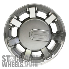 Picture of Hummer H2 (2008-2009) 17x8.5 Aluminum Alloy Polished 7 Spoke [06309A]