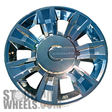 Picture of Hummer H2 (2009) 20x8.5 Aluminum Alloy Chrome 7 Spoke [06311]