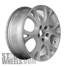 Picture of Honda ACCORD (2003-2007) 17x7 Aluminum Alloy Chrome 6 Y Spoke [63864]