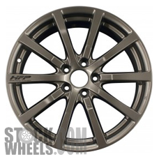 Picture of Honda ACCORD (2008-2012) 19x8 Aluminum Alloy Chrome 10 Spoke [63932]