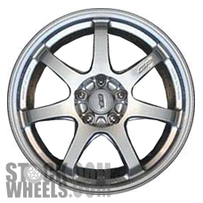 Picture of Honda CIVIC (2008-2011) 18x7.5 Aluminum Alloy Chrome 7 Spoke [63983]