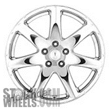 Picture of Saturn AURA (2007-2010) 18x7 Aluminum Alloy Chrome 7 Spoke [06608]