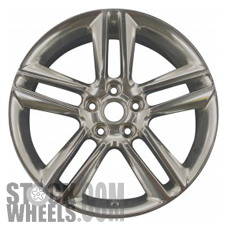 Picture of Pontiac SOLSTICE (2009-2010) 18x8 Aluminum Alloy Chrome 5 Double Spoke [06647]