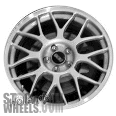Picture of Subaru IMPREZA (2002-2004) 17x7.5 Aluminum Alloy Chrome 8 Y Spoke [68724]