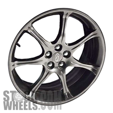Picture of Scion XD (2008-2013) 18x7.5 Aluminum Alloy Chrome 7 Spoke [69538]