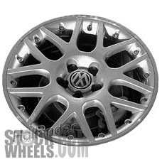 Picture of Volkswagen PASSAT (2001-2005) 17x7.5 Aluminum Alloy Chrome 7 Y Spoke [69769]