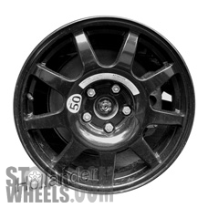 Picture of Hyundai GENESIS (2009-2014) 17X4 Aluminum Alloy Black 9 Spoke [70768]