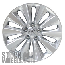 Picture of Acura RLX (2014-2017) 19x8 Aluminum Alloy Chrome 10 Spoke [71825]