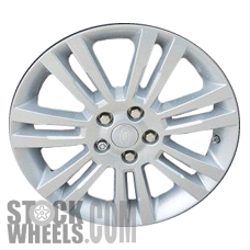 Picture of Land Rover LR4 (2014-2015) 19x8 Aluminum Alloy Chrome 7 Split Spoke [72260]