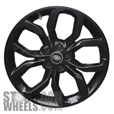 Picture of Land Rover DISCOVERY SPORT (2015-2017) 19x8.5 Aluminum Alloy Black 10 Spoke [72262A]