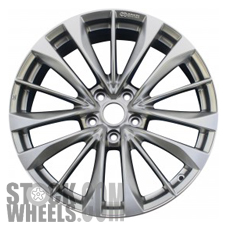 Picture of Infiniti Q60 (2014-2015) 19x9 Aluminum Alloy Chrome 15 Spoke [73756]