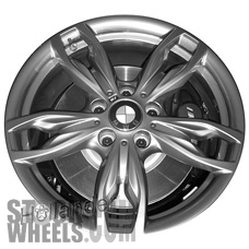 Picture of BMW 228i (2014-2016) 18x7.5 Aluminum Alloy Chrome 5 Split Spoke [86128]