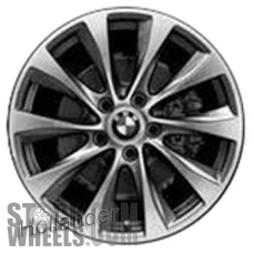 Picture of BMW 228i (2014-2016) 18x7.5 Aluminum Alloy Chrome 10 Spoke [86130]