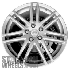 Picture of Scion TC (2011-2013) 18x7.5 Aluminum Alloy Chrome 7 Double Spoke [69599]