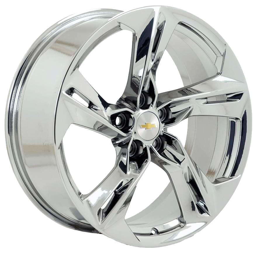 Chevy alloy wheel