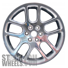 Picture of Dodge VIPER (2003-2010) 19x13 Aluminum Alloy Polished 10 Spoke [02203]