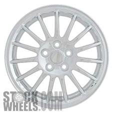 Picture of Chrysler SEBRING (2003-2005) 17x6.5 Aluminum Alloy Chrome with Silver 15 Spoke [02209]