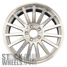 Picture of Chrysler CROSSFIRE (2005-2008) 18x7.5 Aluminum Alloy Chrome 15 Spoke [02249]