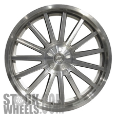 Picture of Chrysler CROSSFIRE (2005-2008) 19x9 Aluminum Alloy Chrome 15 Spoke [02250]