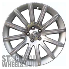 Picture of Chrysler 300 (2007-2010) 20x9 Aluminum Alloy Chrome 12 Spoke [02281]