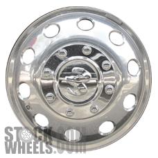 Picture of Dodge 3500 PICKUP (2011-2019) 17x6 Aluminum Alloy Polished 10 Hole [02414]