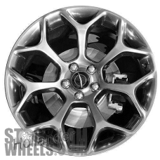 Picture of Chrysler 300 (2015-2017) 19x7.5 Aluminum Alloy Polished 7 Y Spoke [02567]