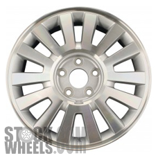Picture of Mercury SABLE (2008-2009) 17x7 Aluminum Alloy Chrome 14 Spoke [03697]
