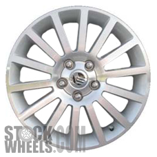 Picture of Mercury MILAN (2006-2009) 17x7.5 Aluminum Alloy Chrome 14 Spoke [03706]