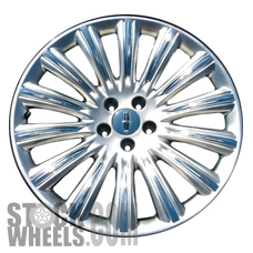 Picture of Lincoln MKS (2013-2016) 20x8 Aluminum Alloy Chrome 14 Spoke [03929]