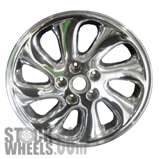 Picture of Buick PARK AVENUE (2003-2005) 17x7.5 Aluminum Alloy Chrome 8 Spoke [04046]