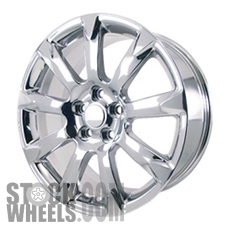 Picture of Buick LACROSSE (2014-2016) 19x8.5 Aluminum Alloy Chrome 9 Spoke [04115]